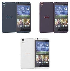 htc desire 626g colors 3d max