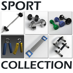 max sport expander barbell