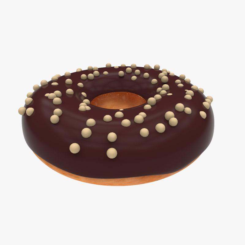 obj donut -