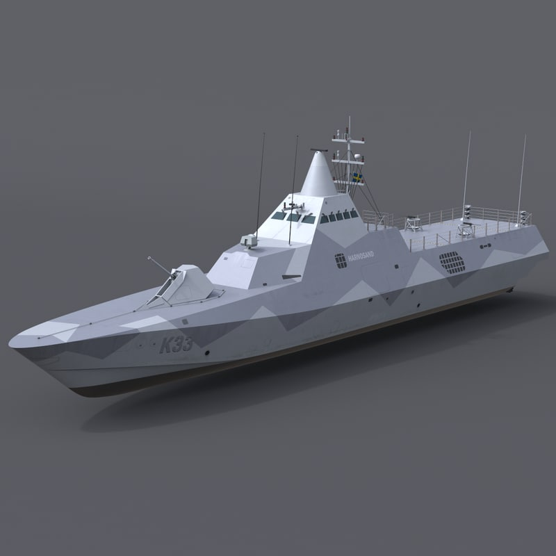 max corvette visby