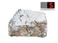 3d model of jurassic rock scanned 8k