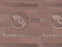Red Brick Floor Texture