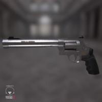 S&W 500 Revolver