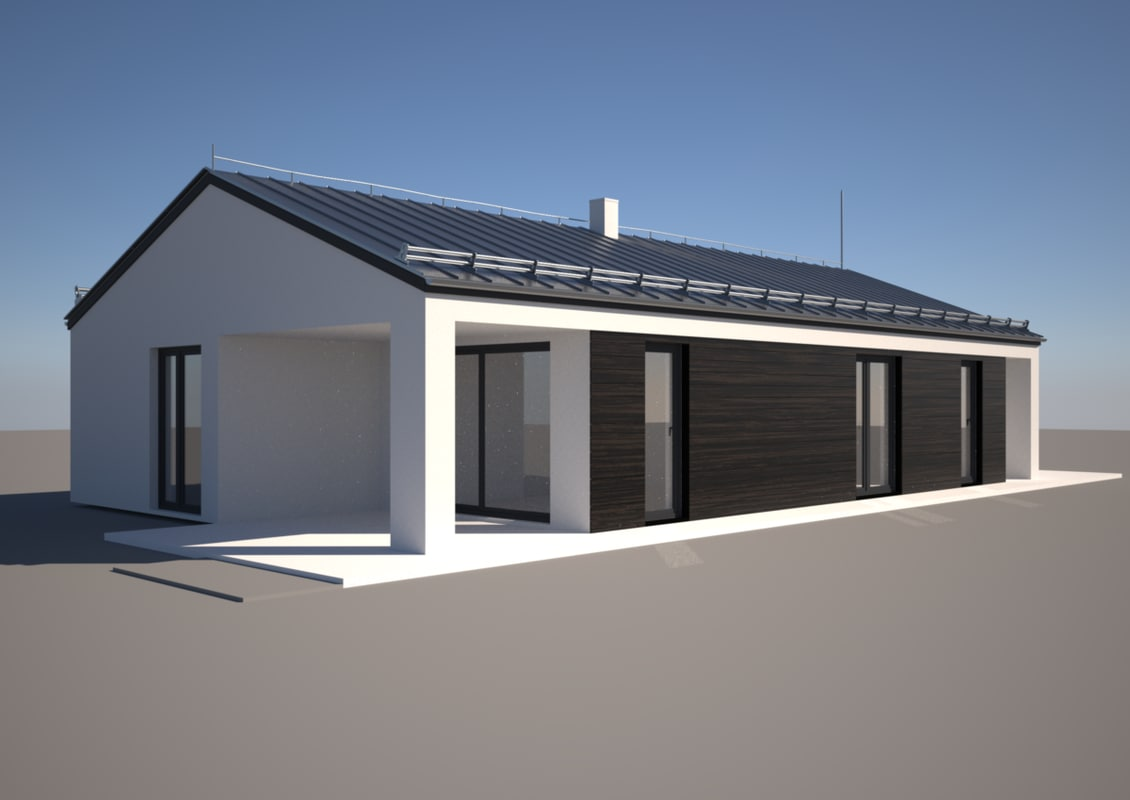house 2 3d model