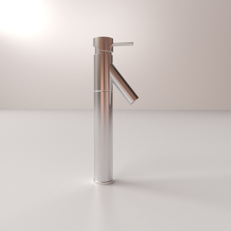 3d model of faucet v3