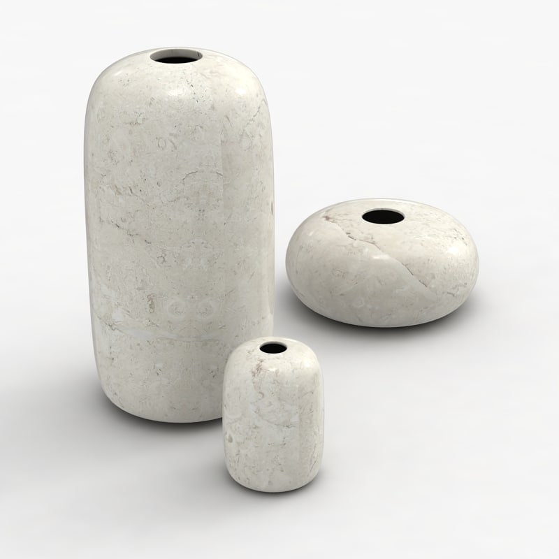 max modern vases