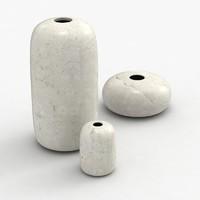 Modern vase 028