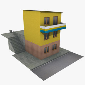 house details 3ds