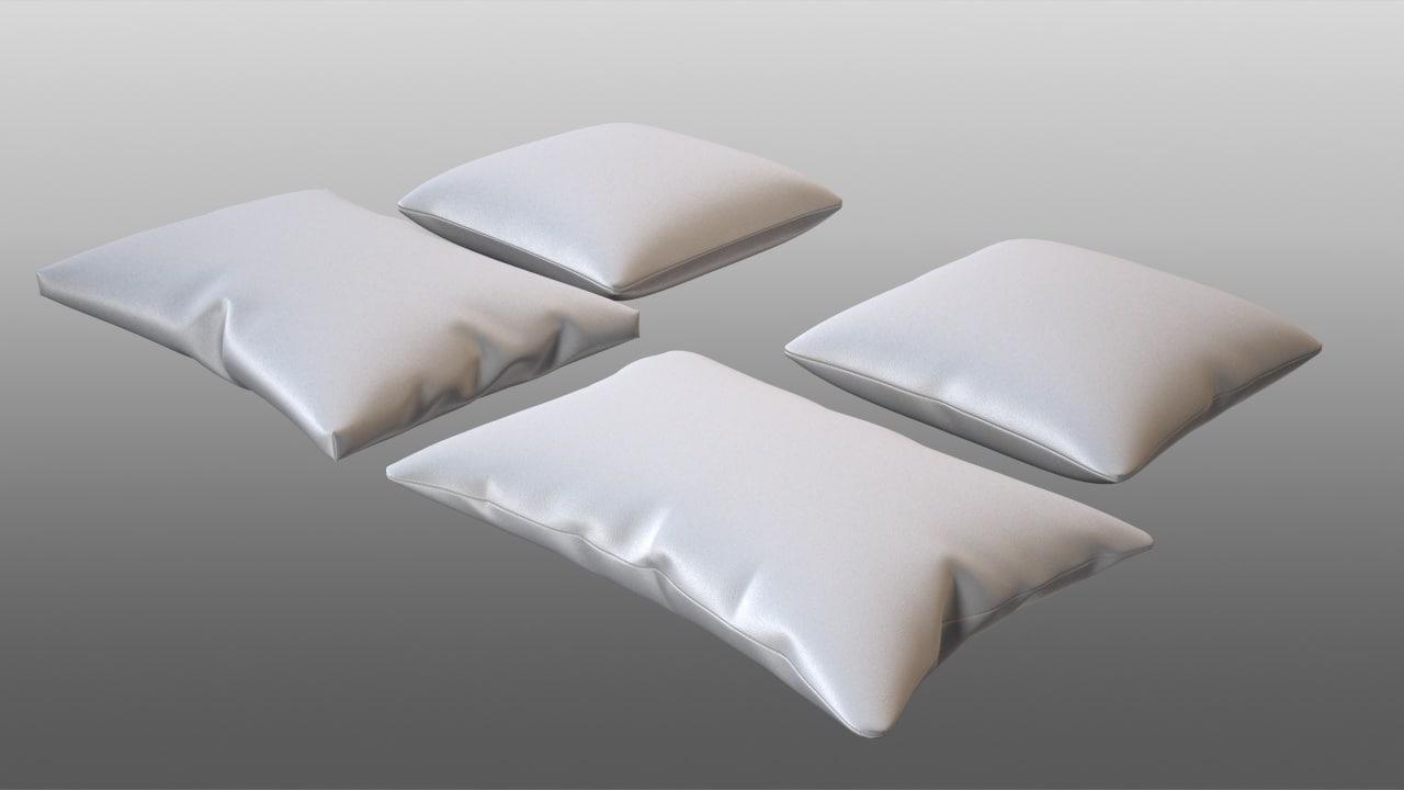 obj pillow