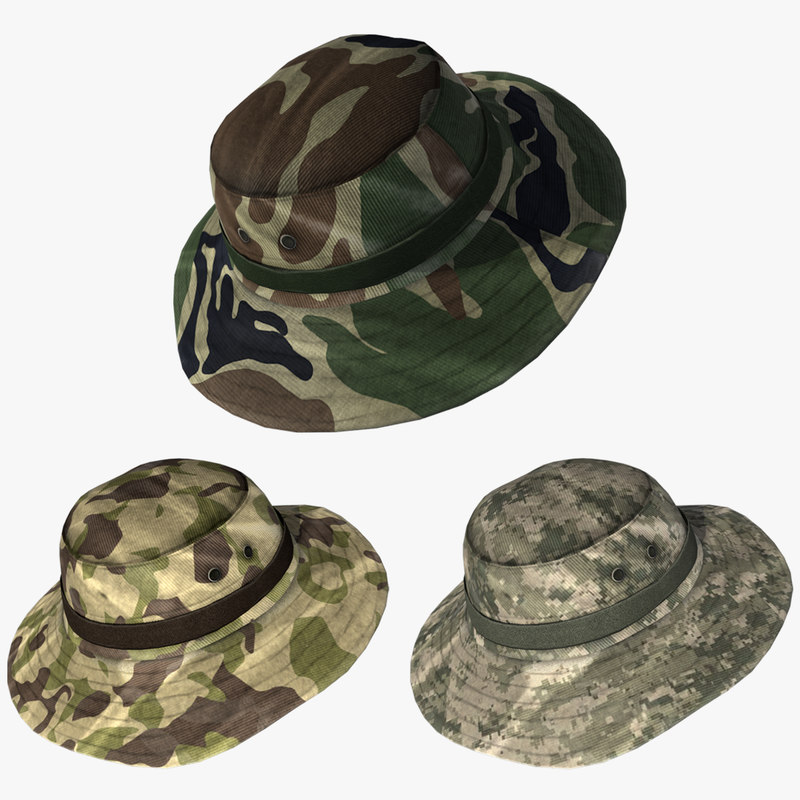 max military boonie hat