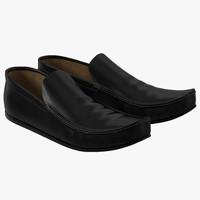3ds max man shoes 8
