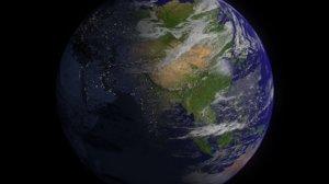 21k earth 3d model