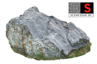 Dolomite Rock Scan HD 8K