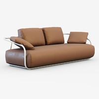 thonet sofa materials 3d max