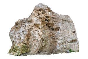 3d model of dolomite rock scan hd