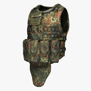 3d model eagle industries ciras vest