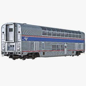 railroad double deck lounge 3ds