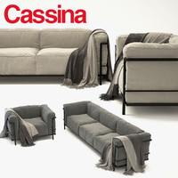 cassina lc3 outdoor