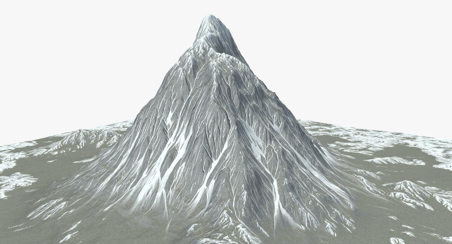 max snow mountain