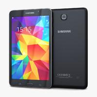 Samsung Galaxy Tab 4 7.0, 3G and LTE Black