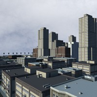 ma cityscape scene highrise