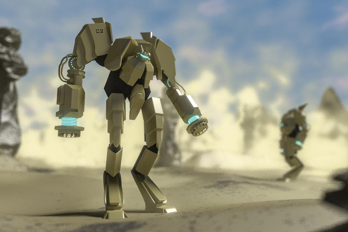 robot concept 02 max