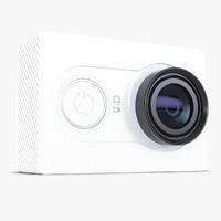 3d model xiaomi yi action camera