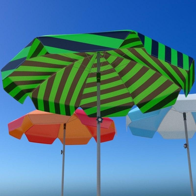 parasols beach max