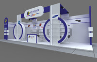 Exhibition stand - ST001