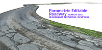 Parametric Editable Roadway