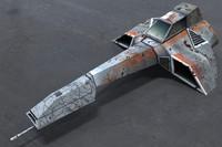 SpaceShip T28