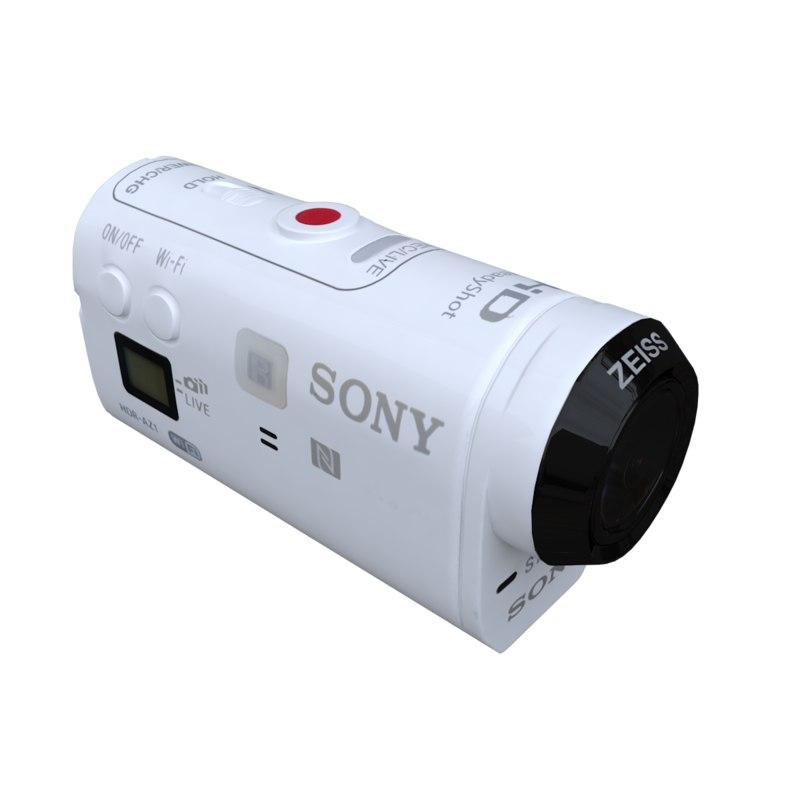 sony hdr-az1 3d 3ds
