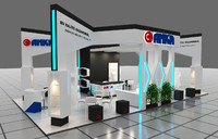Exhibition stand - ST0026
