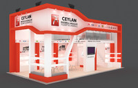 Exhibition stand - ST0030