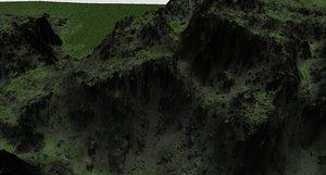 Grassy Fantasy Terrain