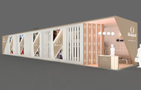 Exhibition stand - ST0021