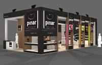 Exhibition stand - ST0022