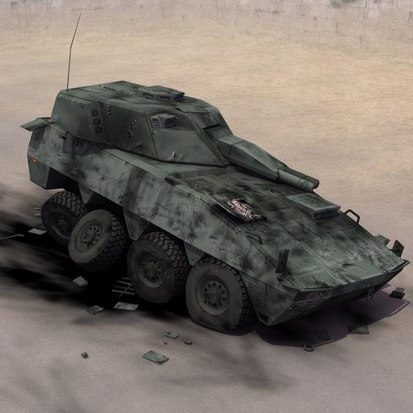 dead vehicle 3ds