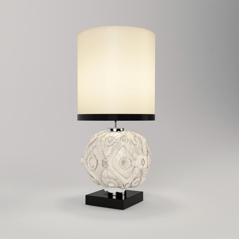sigma elle lamp 3d model