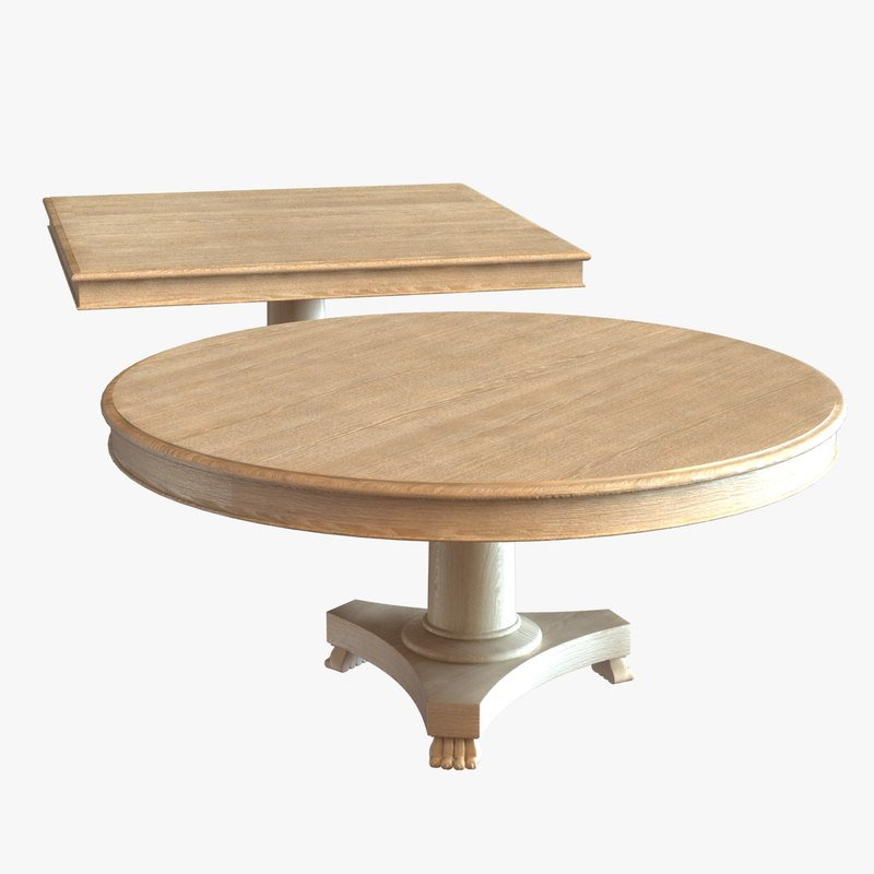 table john hutton gargantua 3d model