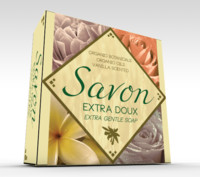 savon soap 3d c4d