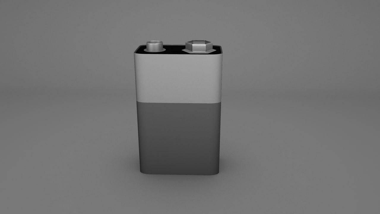 nine-volt battery fbx free