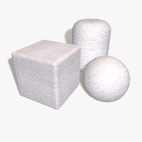 Polystyrene Seamless