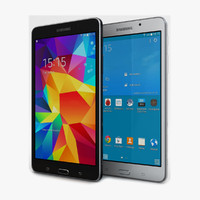 Samsung Galaxy Tab 4 7.0, 3G and LTE All Color