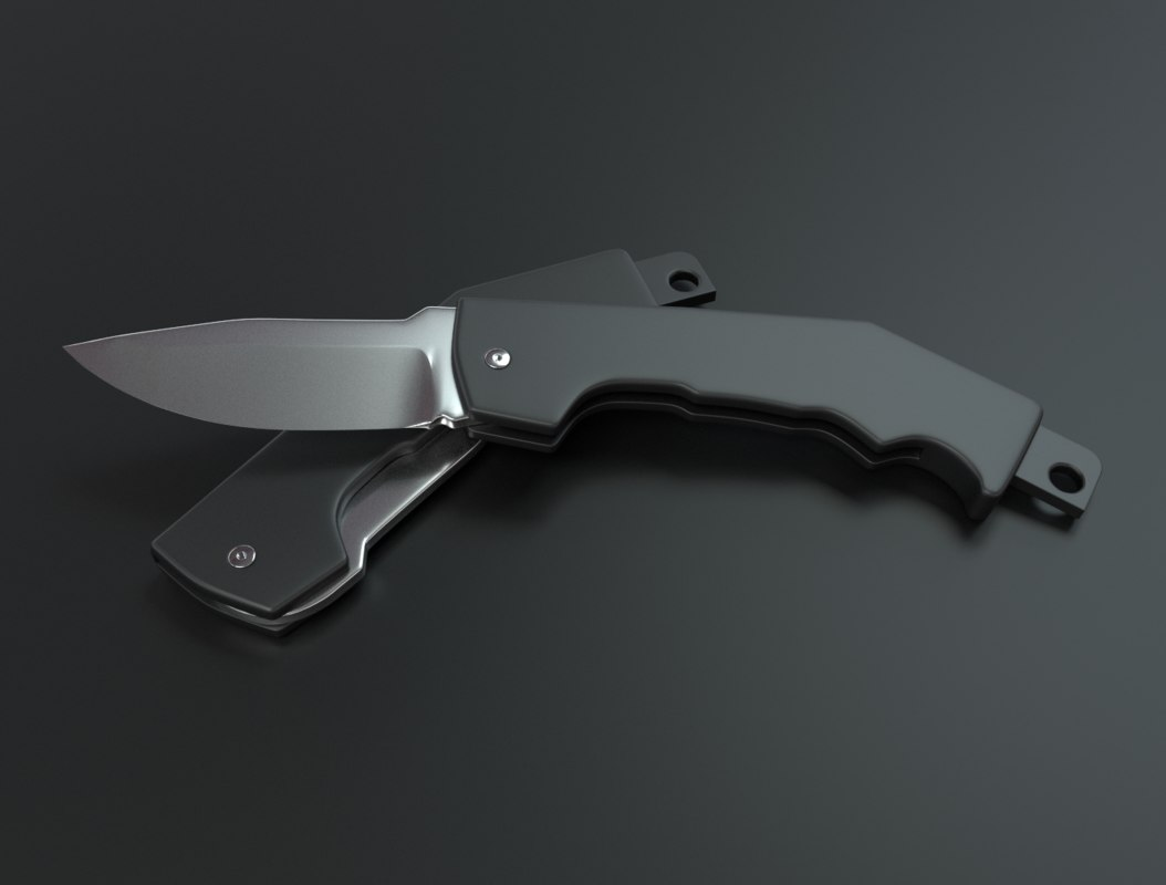 combat knife 3ds