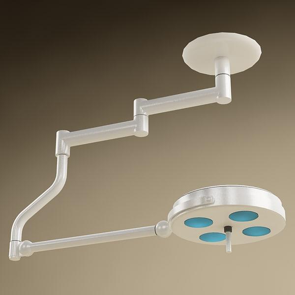 3d - lamp