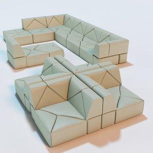 obj ds-88 sofa - alfredo