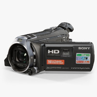 Sony HDR-PJ810 camcorder