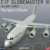 C-17 Globemaster III USAF
