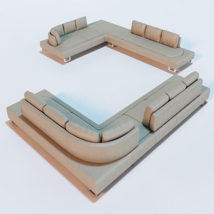 3ds ds-165 sofa hugo ruiter
